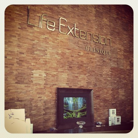 Life Extension Clinic:                   Life Extension Clinique