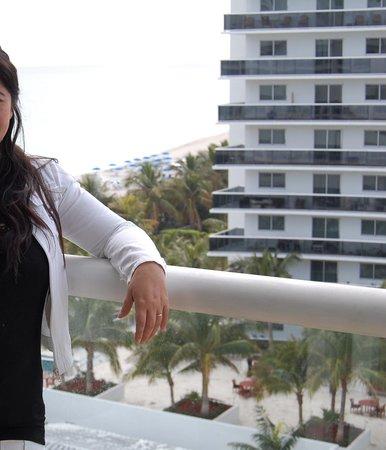 BEST WESTERN Atlantic Beach Resort:                   vista