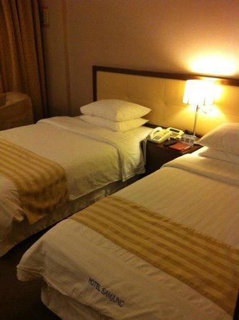 삼정 호텔