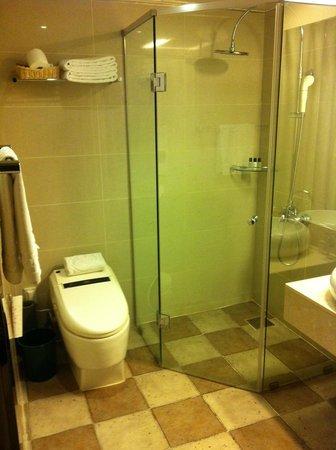 Hotel Samjung:                   バスルーム