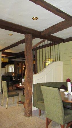 The Charlecote Pheasant Hotel: Restaurant & Bar, Charlecote Pheasant Hotel