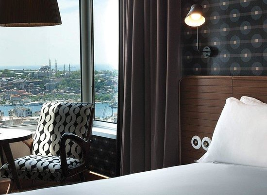 The Marmara Pera Hotel: Delux Bosphorus
