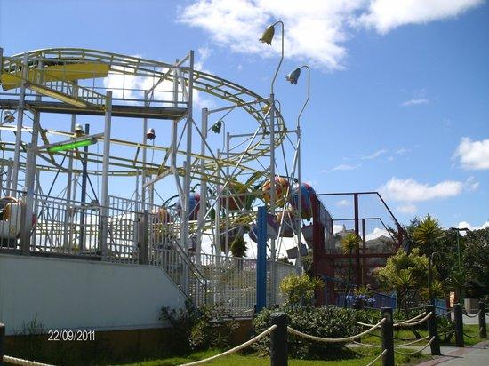 Parque Mundo Aventura