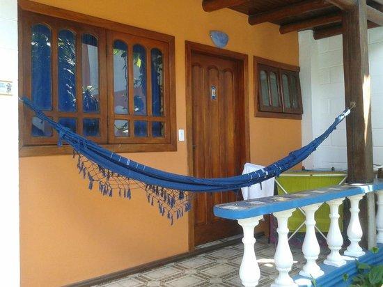 Arraial d'Ajuda Hostel:                   Nosso quarto