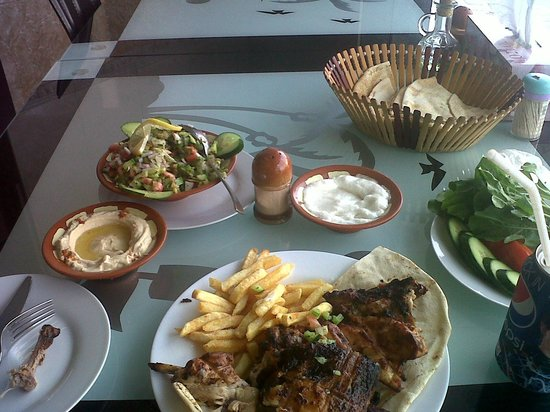 Arabic food picture of emirate of dubai united arab for Arabic cuisine in dubai