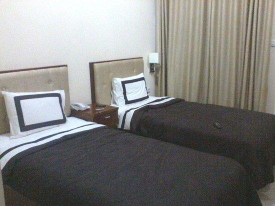 Rosalia Indah Hotel :                   standart twin