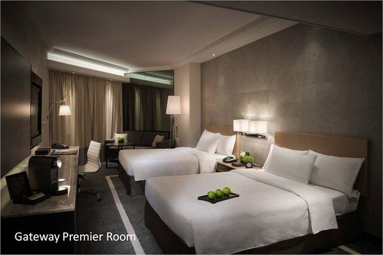 Gateway Hotel (a member of Marco Polo Hotels): Gateway Premier Room
