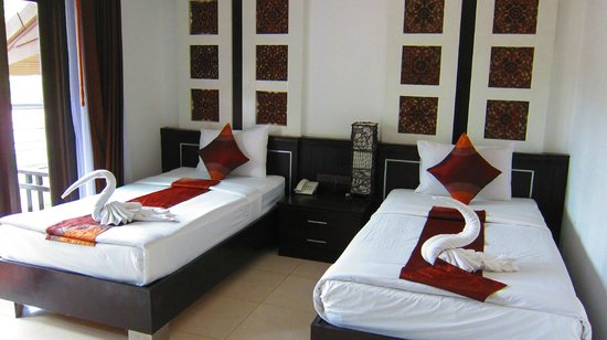 Phi Phi Andaman Legacy:                   Chambre