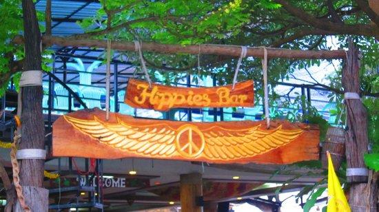 Phi Phi Andaman Legacy:                   Bar de l'Hôtel