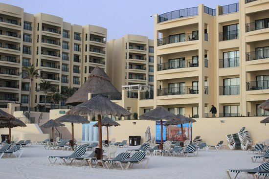 The Royal Sands Resort & Spa All Inclusive:                   view from the beach