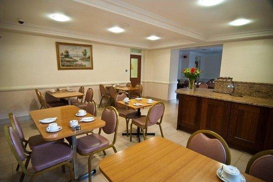 Orchard Hotel: Restaurant
