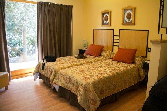 Antuquelen Hosteria Patagonica:                   Habitaciòn