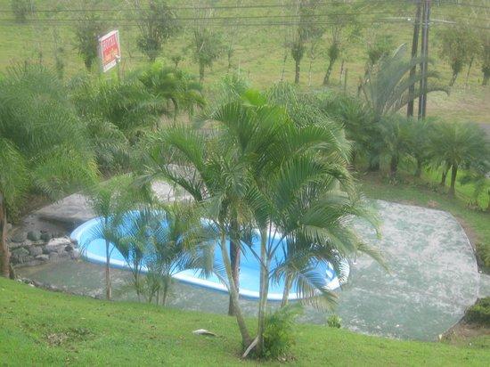 Arenal Palace:                   Piscina