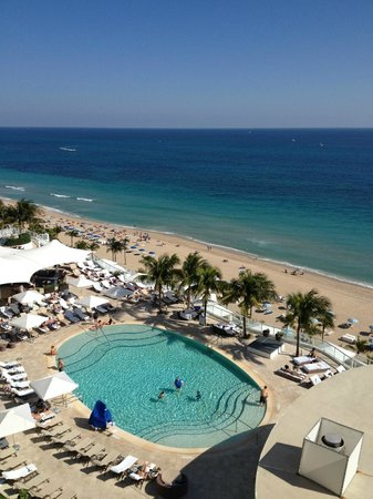 The Ritz-Carlton, Fort Lauderdale: View from the 14th floor