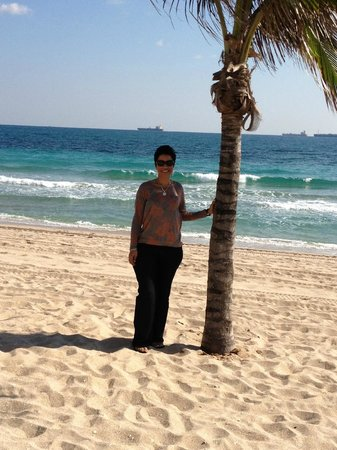 The Ritz-Carlton, Fort Lauderdale: Beautiful beach