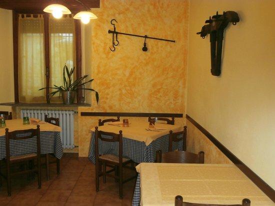 Ristorante Al Castet: Inside the restaurant