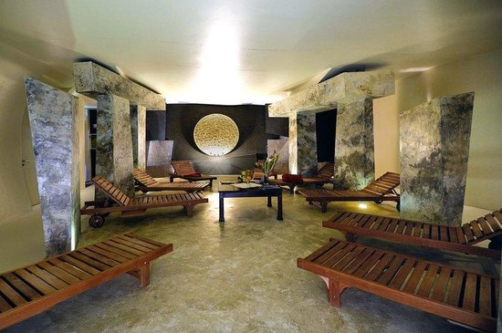 Park Hotel Spa & Resort: Spa
