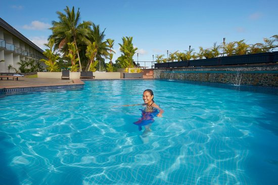 Novotel Suva Lami Bay: The pool