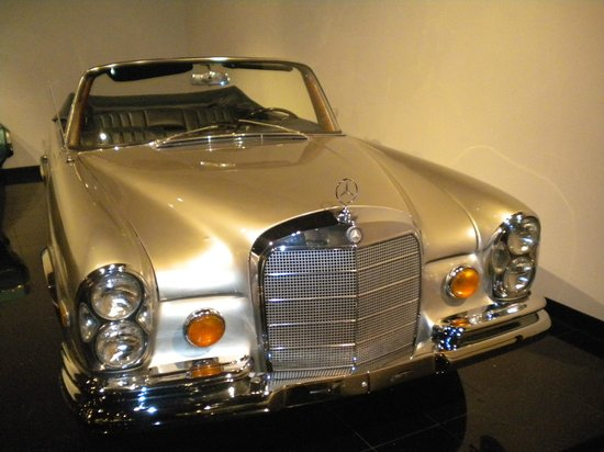 """The Hangover"" Merc, Petersen Automotive Museum"