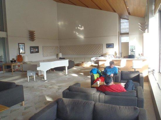 Aqua Alpine Hakuba:                   Bar & Lounge area