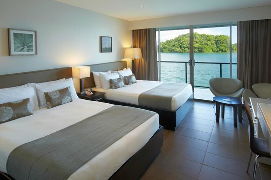 Novotel Suva Lami Bay: Superior Ocean View Queen