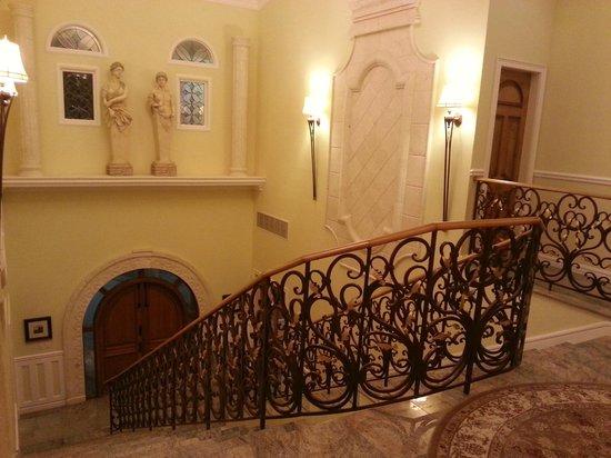 Casa Margarita Hotel Boutique: Escaleras