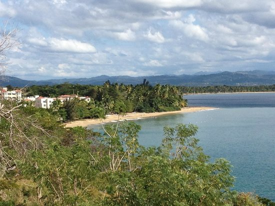 Rincon Beach Resort:                   Resort Beach Front - Calm Seas