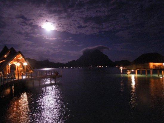 Bora Bora Pearl Beach Resort & Spa:                   Pearl Premium OWB
