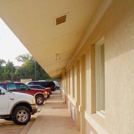 Interstate Motel Guthrie: Interstate Mote Guthrie OKExterior
