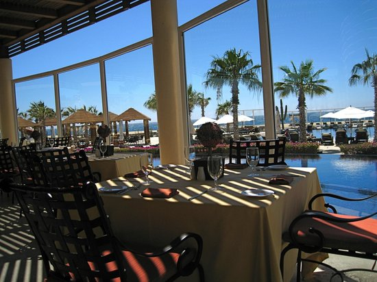 Pueblo Bonito Pacifica Golf & Spa Resort:                   Breakfast every morning.