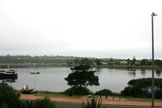 Albacore Apartments :                   View
