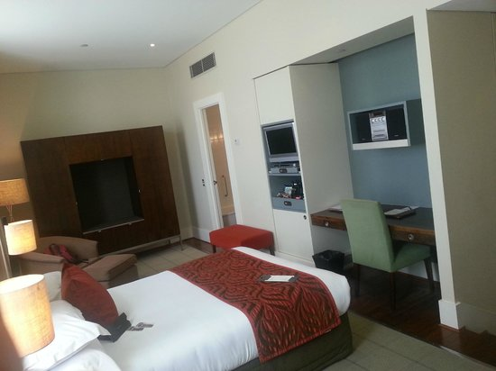 Hotel Lindrum Melbourne - MGallery Collection:                   Queen Deluxe Room