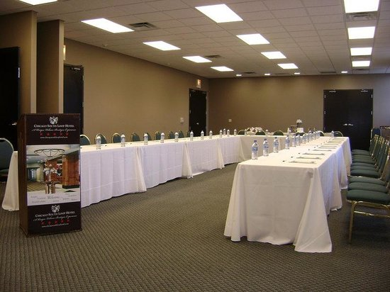 Chicago South Loop Hotel: Meeting Room - U-Shape