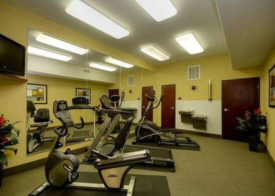 Sleep Inn & Suites: Exercise Center