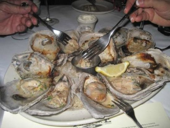 GW Fins:                   Smoked Sizzlin Oysters - the BEST!