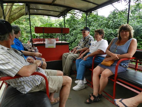 Waipi'o Valley Wagon Tours: Our Group