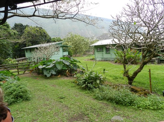 Waipi'o Valley Wagon Tours: The Old Hotel ($15/night)