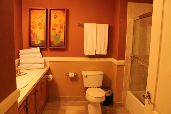 Diamond Resorts Grand Beach:                   Bathroom