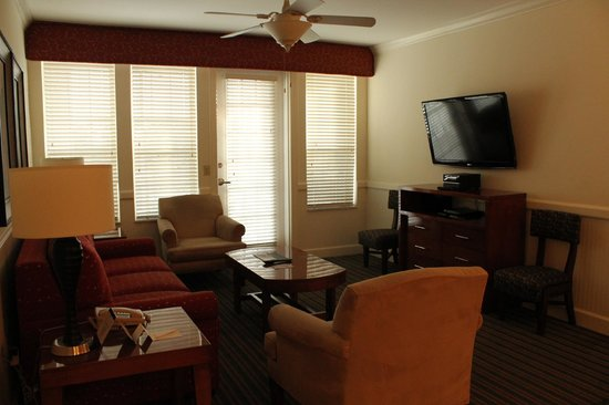 Diamond Resorts Grand Beach:                   Living Room