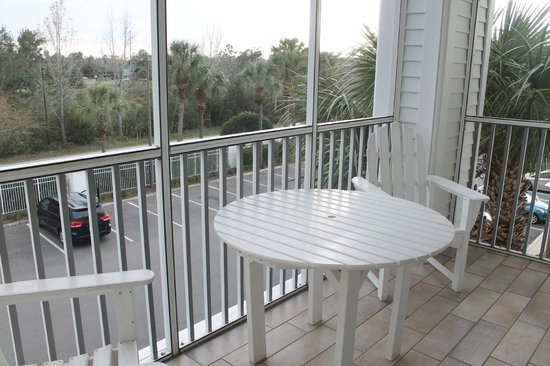 Diamond Resorts Grand Beach:                   Patio
