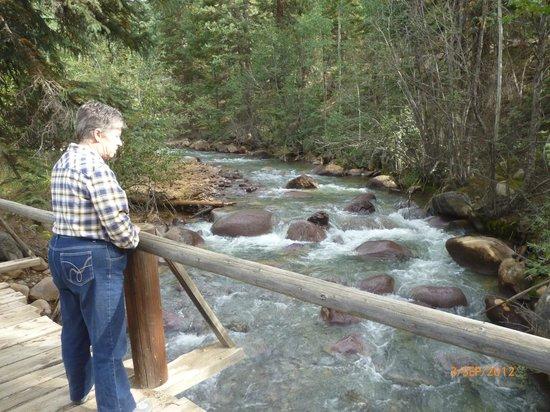 Tumbling River Ranch:                   .