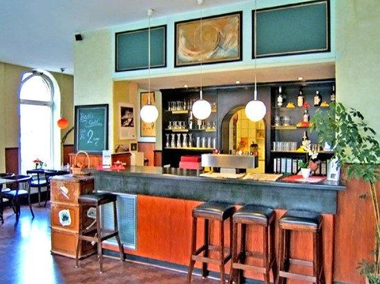 Basic Hotel Sophienhof: Reception
