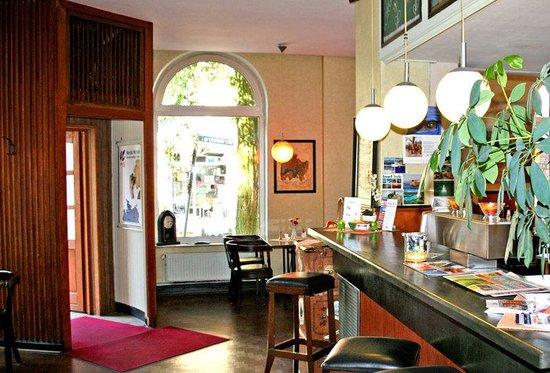 Basic Hotel Sophienhof: Lobby