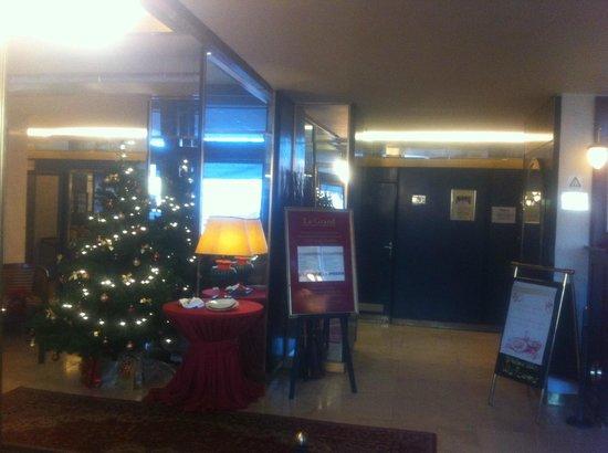 Grandhotel Brno:                   Great pre Xmas getaway