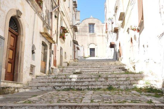 Il Quartuccio B&B Gaeta:                   Недалеко от отеля