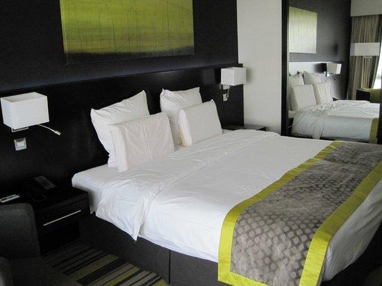 Pullman Dubai Creek City Centre: Ein sehr gutes Bett