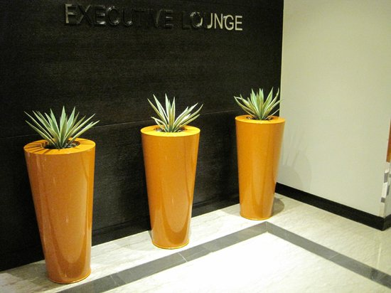 Pullman Dubai Creek City Centre: Eingang zur Executive Lounge
