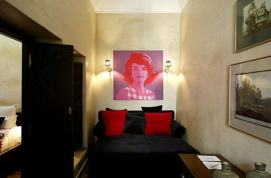 Riad Lotus Ambre: Suite Kennedy-1