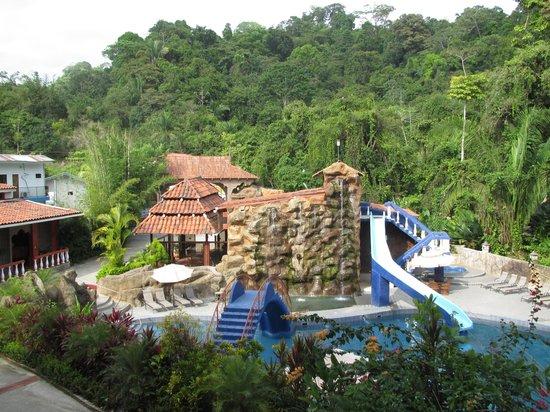 Hotel San Bada:                   Pool
