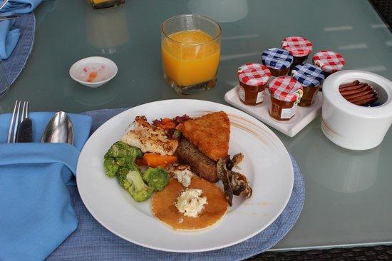 Shangri-La's Mactan Resort & Spa:                   always looking forward for good breakfast